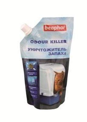 "15234 Беафар Устранитель запаха д/кош. ""Odour killer"" 400г.*6/6"