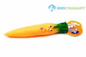Зооник Игрушка д/собак Морковь 210мм