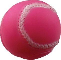 Зооник Игрушка д/собак Мяч тенисный ф72мм