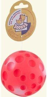 Зооник Игрушка д/собак Мяч-луна средняя ф95мм