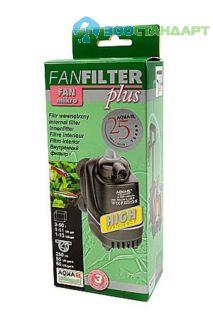 107621 AQUAEL Фильтр Fan-micro 3-30л