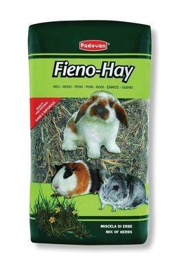 PADOVAN Fieno-Hay Сено д/Грызунов Альпийские луговые травы 1кг*5шт