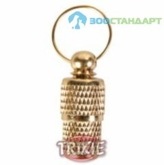"TRIXIE Медальон-адресник д/собак ""Золото"""