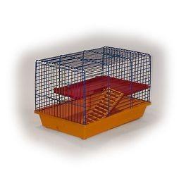 120Ж Клетка д/грызунов 2-х этажная  36*24*27см (Зоомарк)