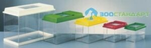 0136 SAVIC Аква-террариум FAUNA BOX 20л с ручкой 41*23*29см*3