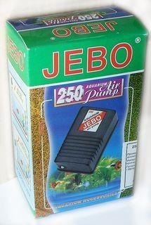 250/Ч0140000/73707015 Компрессор JEBO (1,5 лмин)