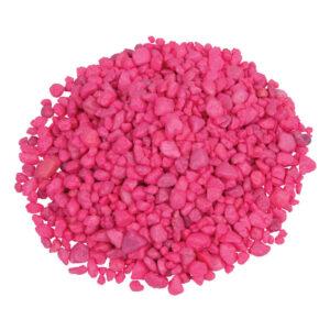 GloFish Гравий Розовый