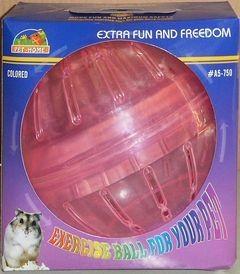 A5-750 /Кл-5212/40681002 Пластиковый шар для грызунов d-19 см*24