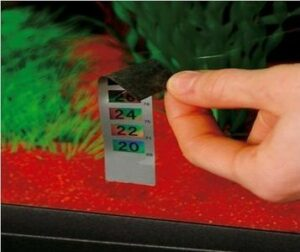 Ферпласт Полоска-термометр на стекло