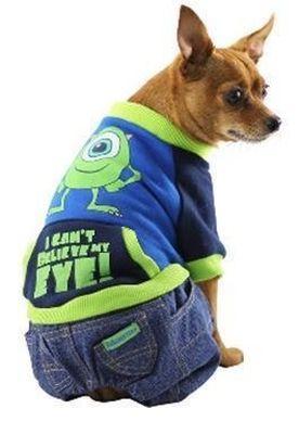 Disney Толстовка Monsters с джинсами