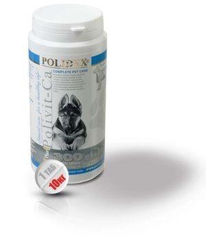 2109 POLIDEX Поливит кальций плюс улучшение роста костной ткани д/собак 300 таб.*8