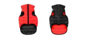 1569 AiryVest Курточка двухсторонняя ЭйриВест, размер XS 25, красно-черная