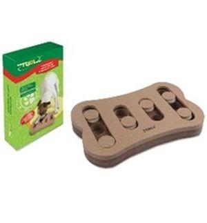 TT02/12171001 Triol Развивающая игрушка для собак, 300*195*32мм*12