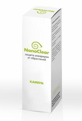 """9701 Средство д/предотвр. загрязн. камней в акв. """"NanoClear"""" 30 мл /9"""