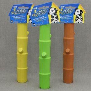 J.W. Игрушка д/собак - Бамбуковая палочка, каучук, маленькая  Lucky Bamboo Stick Small