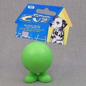 J.W. Игрушка д/собак - Мяч на ножках, каучук, маленькая Good Cuz, small