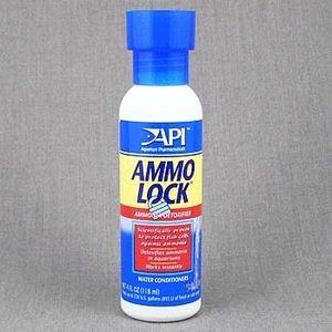 A45C/303045 API Кондиционер д/аквариумной воды АммоЛок 118 ml