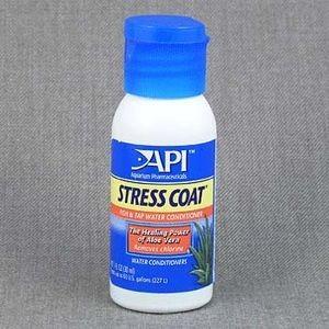 A85G/301085 API Стресс Коат Кондиционер д/декоративных рыб и воды Stress Coat 30 ml