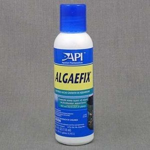 A87C/303087 API Альджефикс Средство д/борьбы с водорослями в аквариумах  118 ml