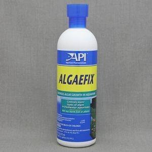 A87E/305087 API Альджефикс Средство д/борьбы с водорослями в аквариумах 473 ml