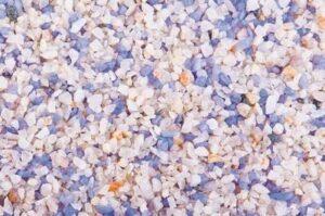 17237/19455 Грунт природный Фиолетовый белый /0367/62/ 1кг*30