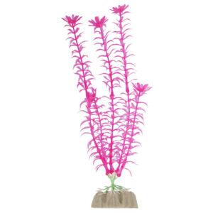 GloFish Растение L, розовое