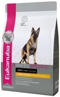EUK Dog DNA корм для немецких овчарок 10 кг