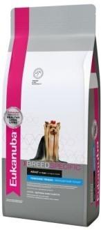 EUK Dog DNA корм для йоркширских терьеров 2 кг.