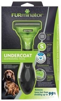Фурминатор FURminator для мелких собак с длинной шерстью