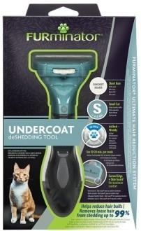 Фурминатор FURminator для маленьких кошек c короткой шерстью