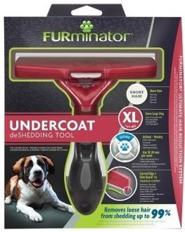 Фурминатор FURminator для гигантских собак с короткой шерстью