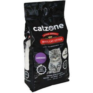 Catzone Lavender наполнитель  Лаванда