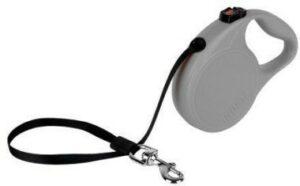 KONG рулетка Trail S  лента серый