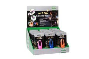 Karlie Брелок силиконовый с LED подсветкой