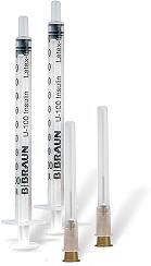 B.Braun Шприц инсулиновый 3-х комп. Омнификс U100