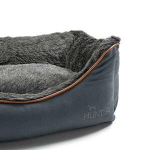 Hunter софа для собак Bergamo, антрацит