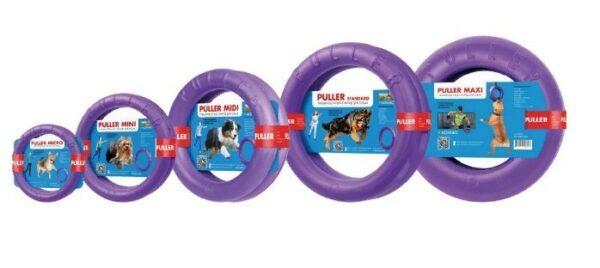 Тренировочный снаряд для собак Puller Standard, диаметр 28 см