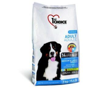 1ST CHOICE Breeders Корм для собак средних и крупных пород  курица