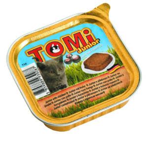 """""""TOMI"""" консервы для котят Германия"""