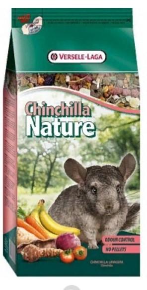 VERSELE-LAGA Chinchilla NATURE NEW корм  PREMIUM для шиншилл