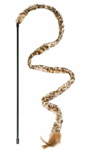 Karlie-Flamingo Игрушка д/кошек  удочка Leopard