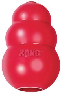 """KONG Classic игрушка для собак """"КОНГ"""" L большая"""