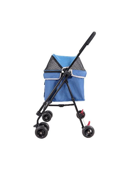 Ibiyaya коляска Astro Mini Pet Buggy синяя
