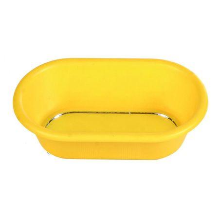 TRIXIE 15 см х 8 см ванночка для птиц пластиковая с зеркалом 1х4