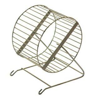 ДАРЭЛЛ  колесо для грызунов металлические перекладины