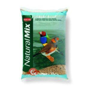 PADOVAN NATURALMIX Esotici 1 кг корм для экзотических птиц основной 1х10