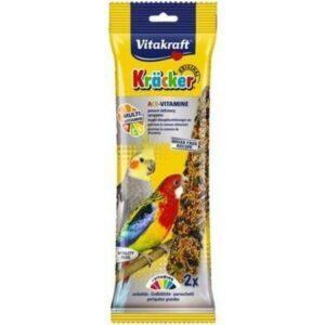 VITAKRAFT Multi Vitamin 2 шт крекеры для австралийских попугаев мультивитамин 1х8