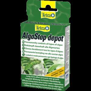 Tetra AlgoStop Depot средство против водорослей длительного действия