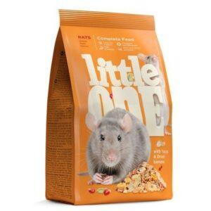LITTLE ONE 400 г корм для крыс 1х10