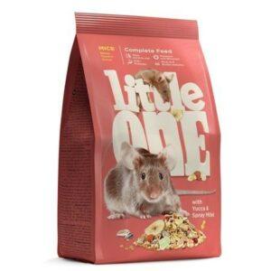 LITTLE ONE 400 г корм для мышек 1х10